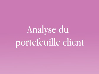 analyse portefeuille client